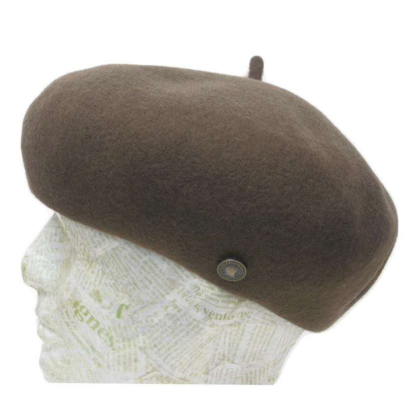 ベレー・ニット帽
